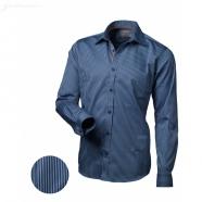 Kék slim fit férfiing Victorio