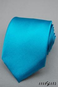 Türkiz nyakkendő sötét