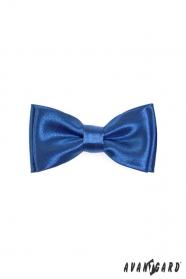 Mini csokornyakkendő - Kék