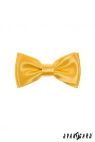 Mini csokornyakkendő - Sárga