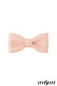 Fiúk rózsaszínű csokornyakkendő