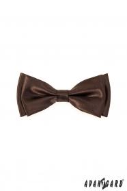 Fiú csokornyakkendő - Barna