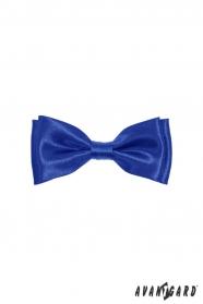 Kék fiú csokornyakkendő