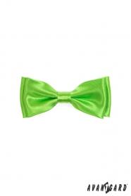 Zöld fiú csokornyakkendő