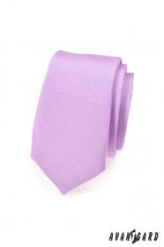 Világos lila Vékony nyakkendő