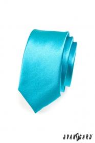 Nyakkendő SLIM türkiz