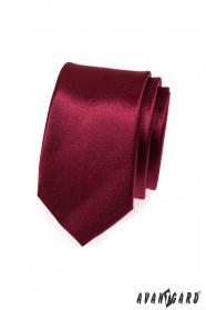 Egyszerű, sima SLIM nyakkendő