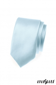 Babakék 5 cm széles egyszerű nyakkendő