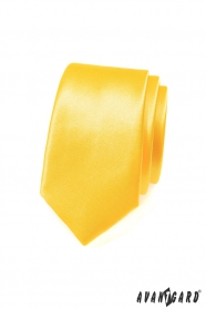 Nyakkendő sárga