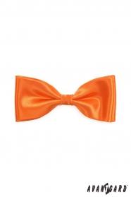 Férfi csokornyakkendő narancssárga