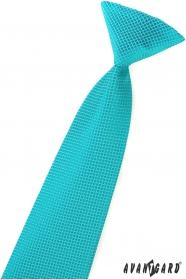 Fiú nyakkendő türkiz 558-499