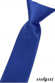 Sötétkék fiú nyakkendő