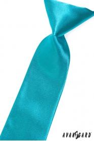 Sötét türkiz fiú nyakkendő