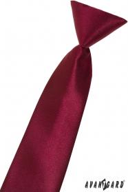 Fiú bordó nyakkendő