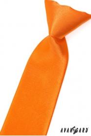Narancs fiú nyakkendő
