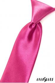 Fukszia fiú nyakkendő