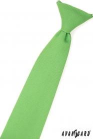 Matt zöld fiú nyakkendő