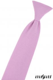 Fiú nyakkendő lila