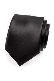 Fekete nyakkendő matt
