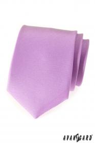 Matt lila nyakkendő