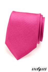 Fukszia színű nyakkendő