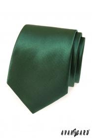 Sötétzöld férfi nyakkendő