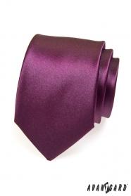 Lila férfi nyakkendő