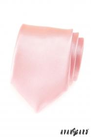 Csillogós rózsaszín nyakkendő