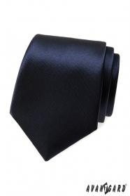 Férfi nyakkendő közepes kék