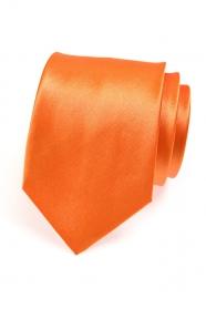Narancssárga férfi nyakkendő