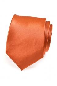Tégla színű férfi nyakkendő