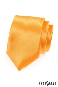 Férfi elegáns arany nyakkendő