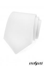 Matt fehér nyakkendő
