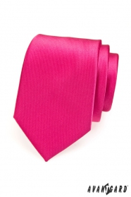 Fukszia színű férfi nyakkendő