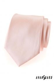 Férfi lazac színű nyakkendő