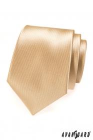Bézs férfi nyakkendő