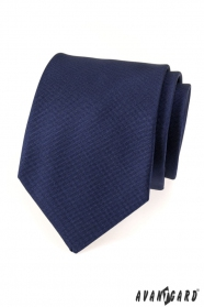 Sötétkék Avantgard nyakkendő