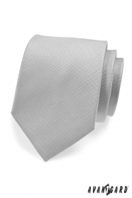 Világosszürke nyakkendő