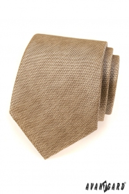 Férfi bézs Avantgard nyakkendő