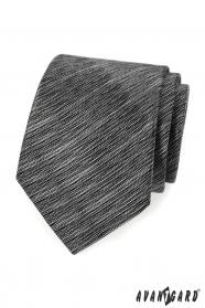 Fekete, szürke Avantgard nyakkendő