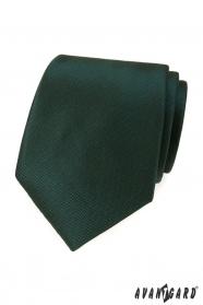 Sötétzöld nyakkendő