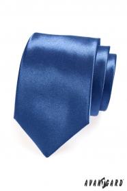 Navy kék nyakkendő