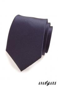 Férfi nyakkendő kék színben Navy