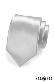 Férfi ezüst nyakkendő