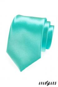 Luxusos türkíz nyakkendő