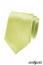Szép sárga férfi nyakkendő