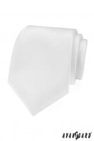 Fehér Avantgard nyakkendő strukturált