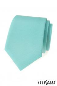 Matt menta szín nyakkendő