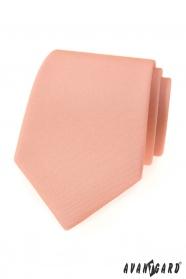 Lazac rózsaszín matt nyakkendő