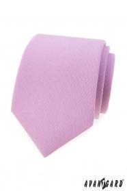 Matt nyakkendő lila színű